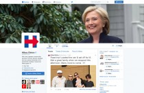 Hillary for America Twitter-Account