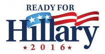 Ready for Hillary Campaign Logo (2016)