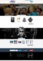 Ready For Hillary Clinton for President 2016 Website