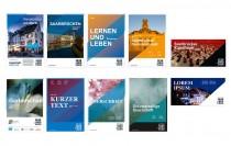 Saarbrücken Corporate Design – Anwendungsbeispiele