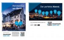 Saarbrücken Corporate Design – Plakate