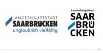 Landeshauptstadt Saarbrücken – Logo – vorher und nachher