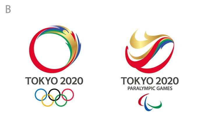 Tokyo 2020 – Shortlist Logo B