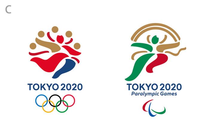 Tokyo 2020 – Shortlist Logo C