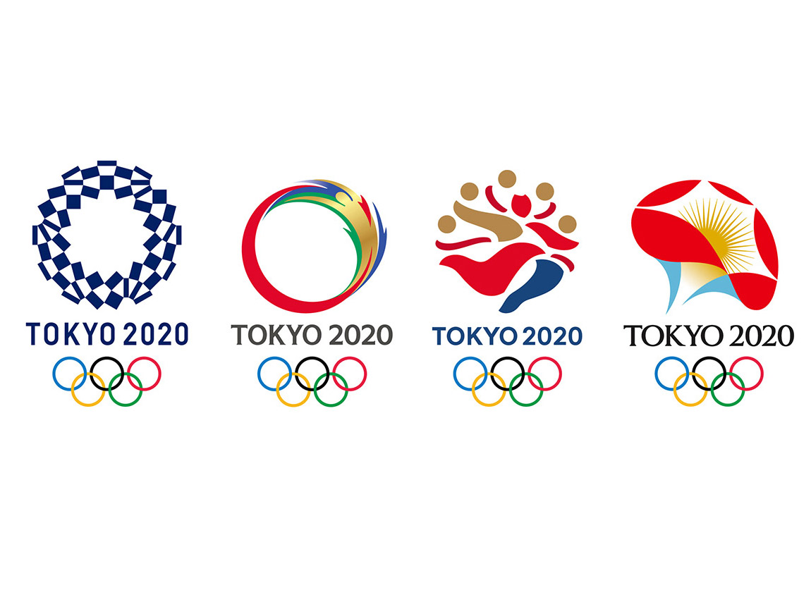Toyko 2020 Shortlisted Emblems, Quelle: tokyo2020.jp