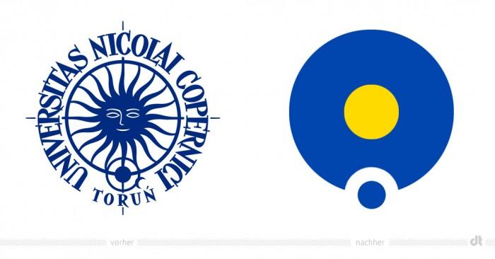Uniwersytet Mikołaja Kopernika Logo