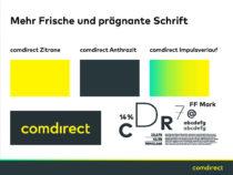 Comdirect Corporate Design