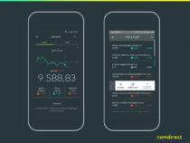 Comdirect Corporate Design App
