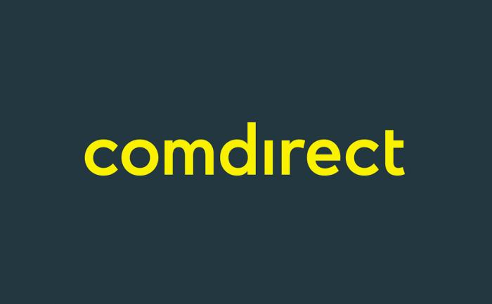 Neues Corporate Design für Comdirect