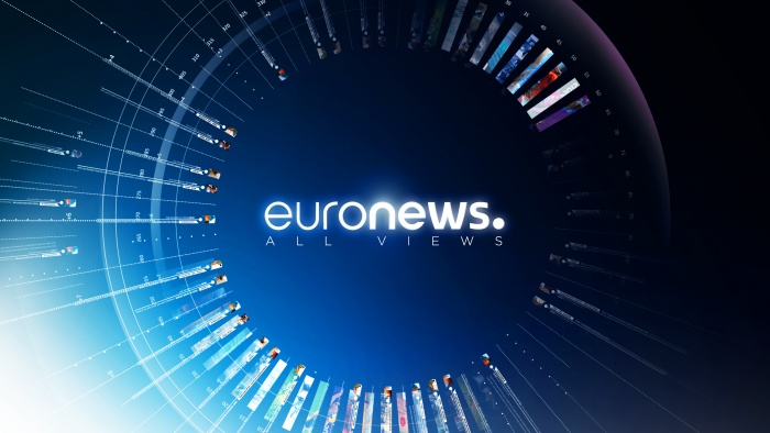 Neues On-Air-Design für Euronews