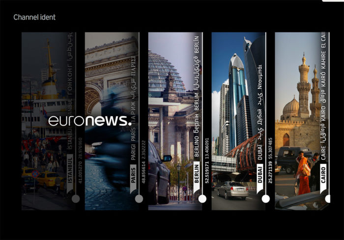 Euronews On-Air-Design (2016)