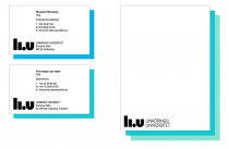 Linköping Universität – Business Cards