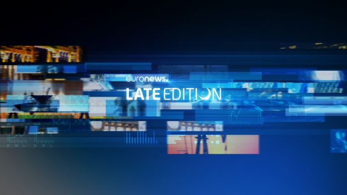 Euronews On-Air-Design (2016) – Late Edition