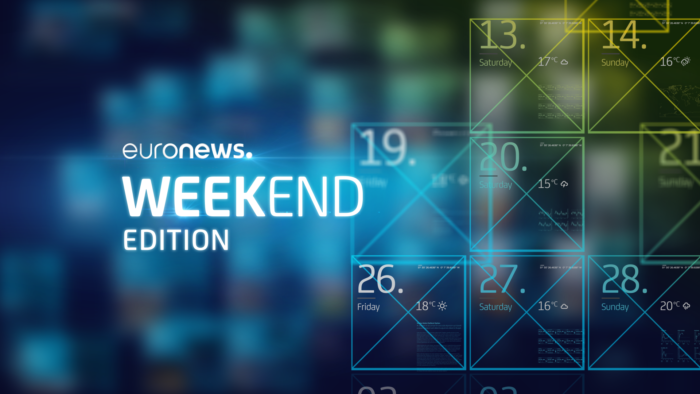 Euronews On-Air-Design (2016) – Weekend Edition