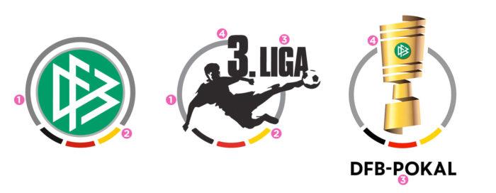 DFB-Logos