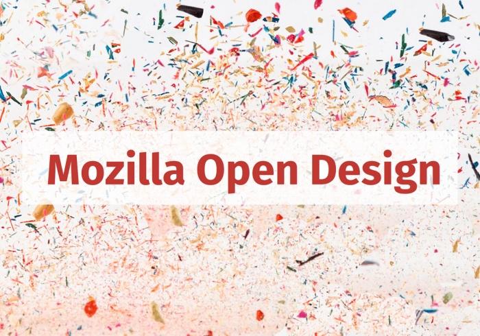 Mozilla Open Design