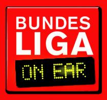 Bundesliga on ear Logo