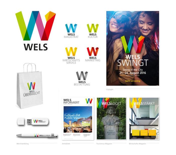 Stadt Wels – Vorschlag A