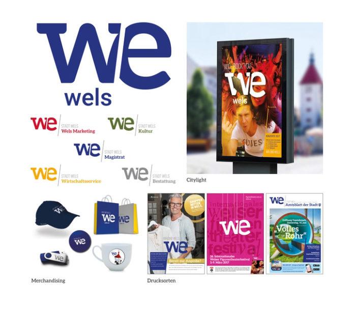 Stadt Wels – Vorschlag B