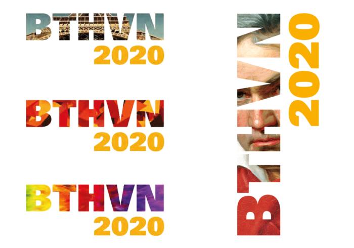 Beethoven 2020 Logos