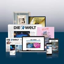 DIE WELT Anwendungen, Quelle: Axel Springer
