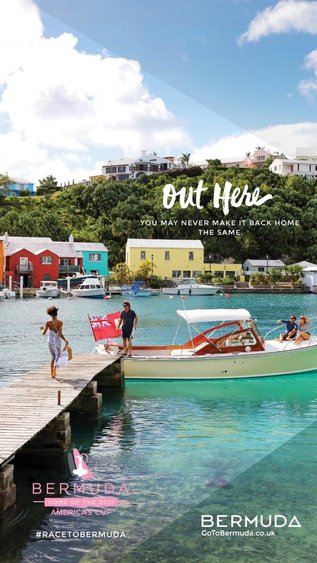Bermuda – Go To Bermuda Ad Campaign
