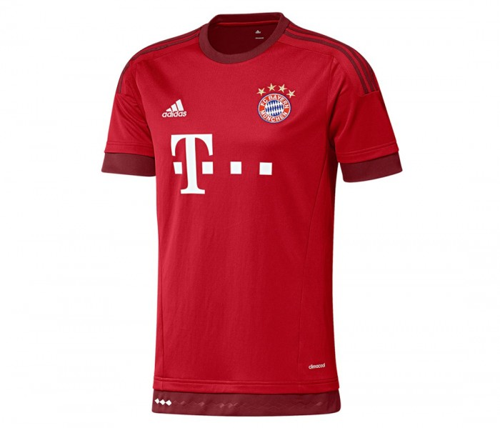 Heimtrikot 2015/2016 FC Bayern München