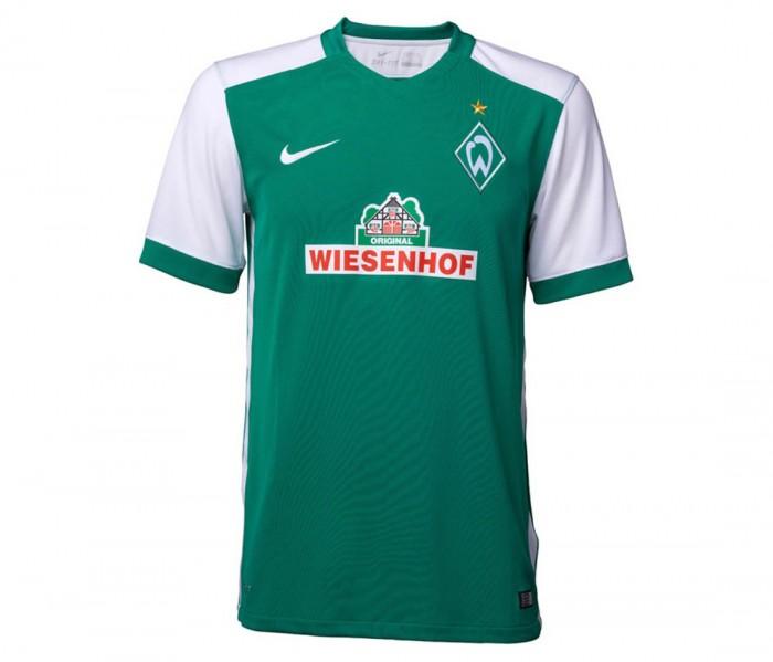 Heimtrikot 2015/2016 Werder Bremen