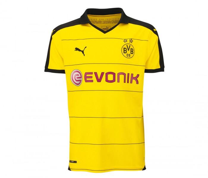 Heimtrikot 2015/2016 Borussia Dortmund