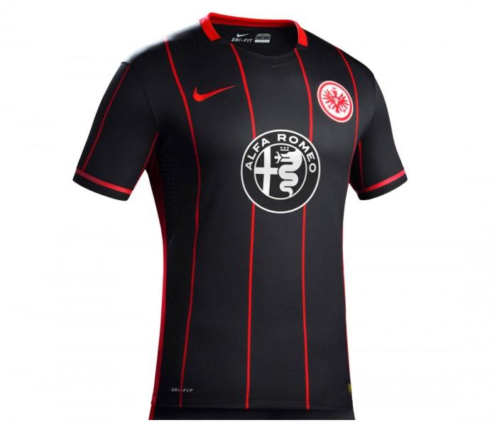 Heimtrikot 2015/2016 Eintracht Frankfurt