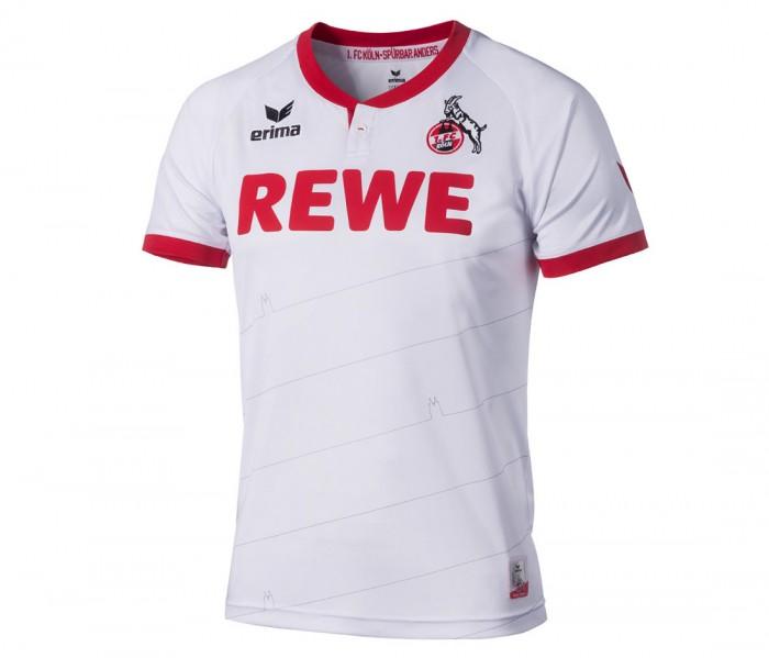 Heimtrikot 2015/2016 1. FC Köln