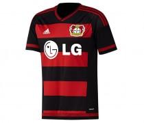 Heimtrikot 2015/2016 Bayer 04 Leverkusen