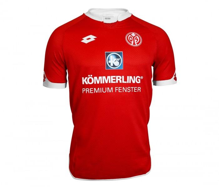 Heimtrikot 2015/2016 1. FSV Mainz 05