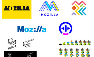Mozilla Concept Logos