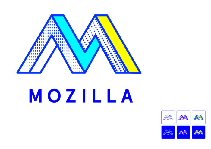 Mozilla Concept Logo – The Impossible M