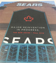 Sears Redesign