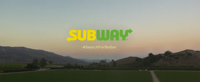 Subway – Search For Better