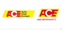 ACE Logo – vorher und nachher