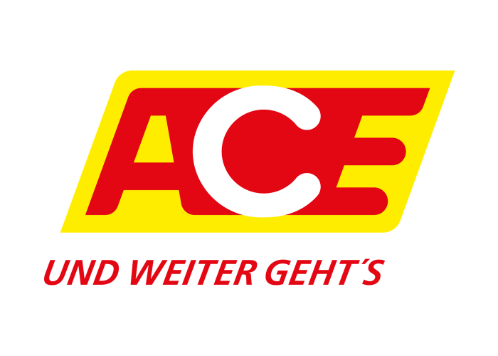 Auto Club Europa (ACE) Logo