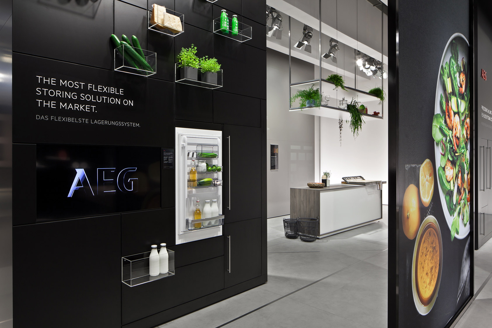 Aeg Kühlschrank Wo Hergestellt : Neuer markenauftritt von aeg haushaltsgeräte u design tagebuch