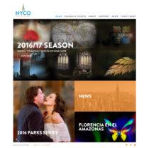 New York City Opera Website