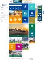 Stuttgart Airport Website