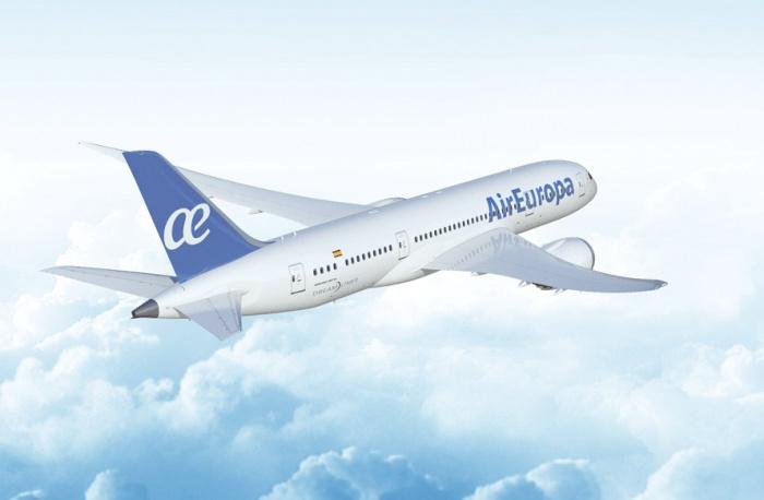 Neues Erscheinungsbild für Air Europa