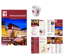 Bielefeld Stadtmarke Anwendungsbeispiele