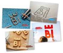 Bielefeld Stadtmarke Postkarten