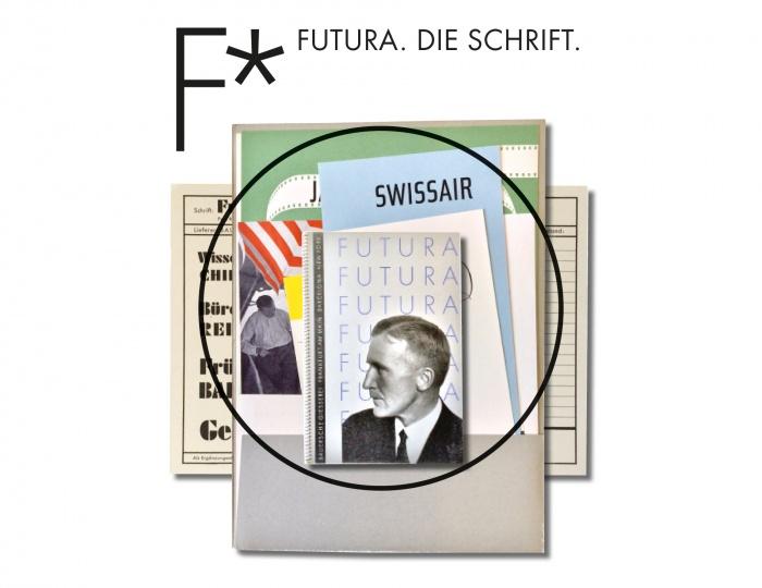 Ausstellung: FUTURA. DIE SCHRIFT.