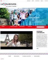 Inspiring Luxembourg - Website