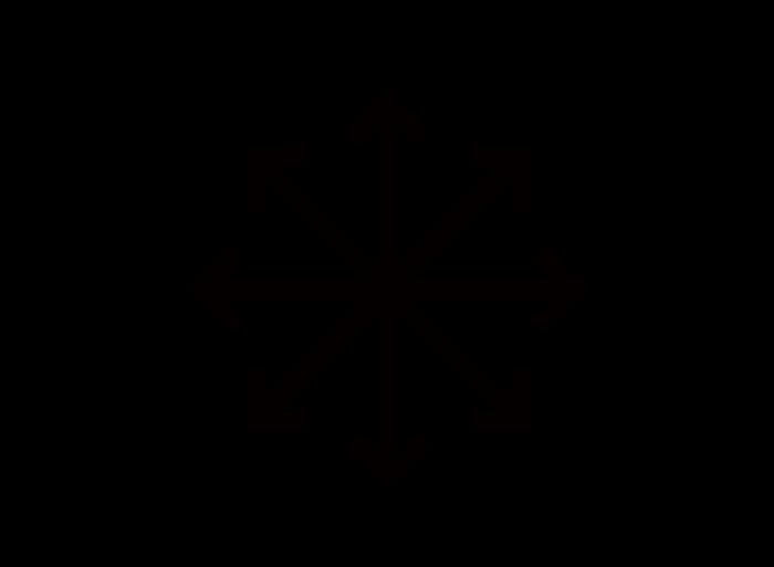 Links, rechts, vorwärts, rückwärts, positiv, negativ – über die Wahrnehmung von Zeichen und Logos