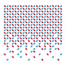 Luxemburg Muster