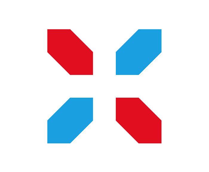 Luxemburg X-Symbol